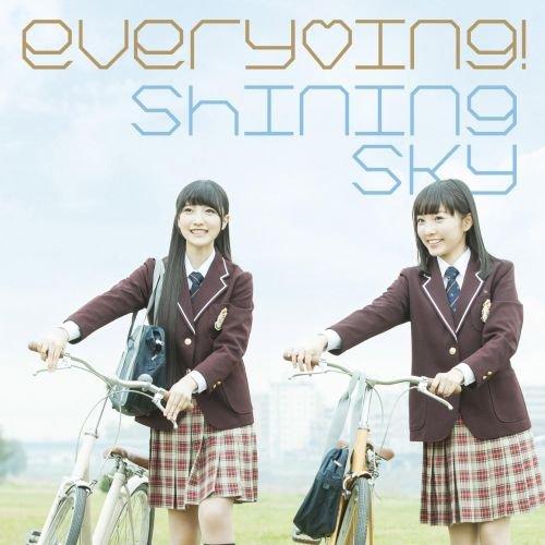 房东妹子青春期主题曲Shining Sky无损下载 Shining Sky中文歌词