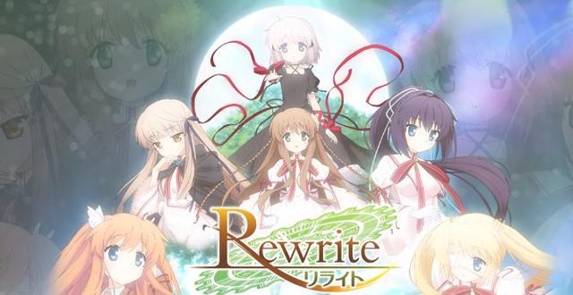 7月2日开播!《Rewrite》最新广告片出炉