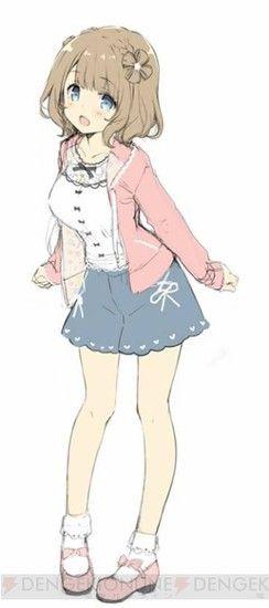 10月原创新番动画《少女编号》监督与人设公开