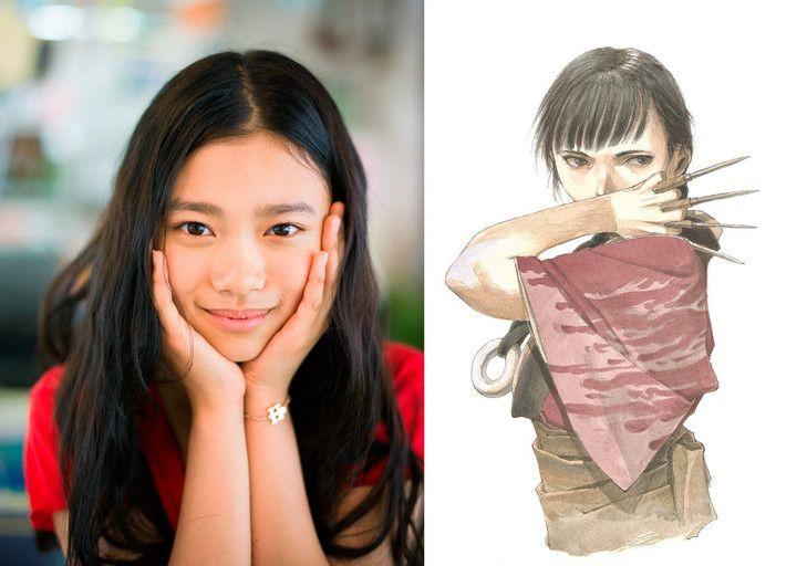 「无限之住人」真人电影公布女主浅野凛将由杉咲花扮演