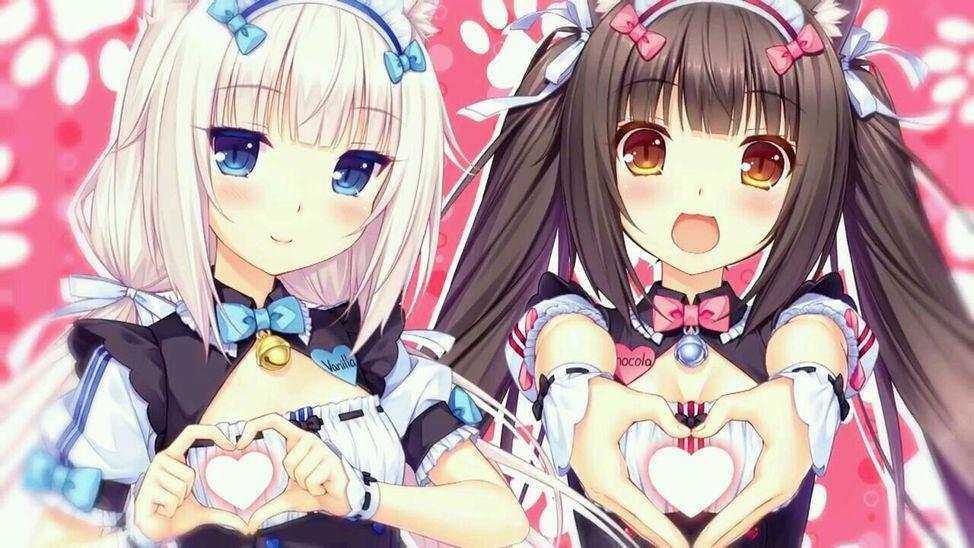 猫娘又来啦!《NEKOPARA Vol.3》将于4月28日推出游戏