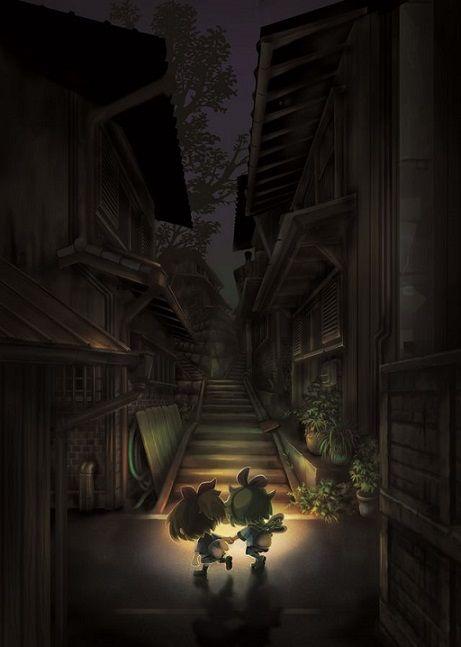 恐怖冒险游戏续作《深夜回》将于8月底登陆PS4/PS Vita平台