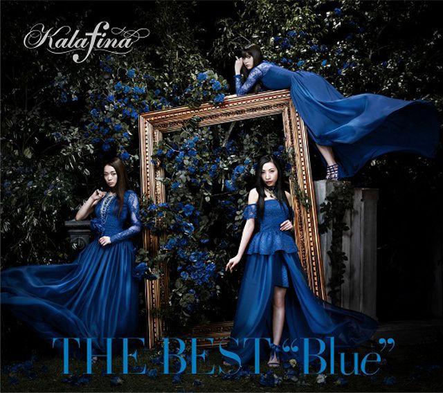 "Kalafina THE BEST ""Blue""无损下载"