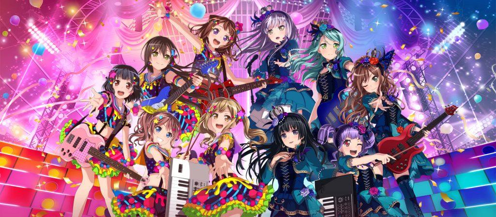 BanG Dream! Poppin'Party 2015-2017 LIVE BEST [BDRip 1080p HEVC-10bit FLAC]