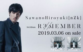 泽野弘之 SawanoHiroyuki[nZk] 第3张专辑『R∃/MEMBER』