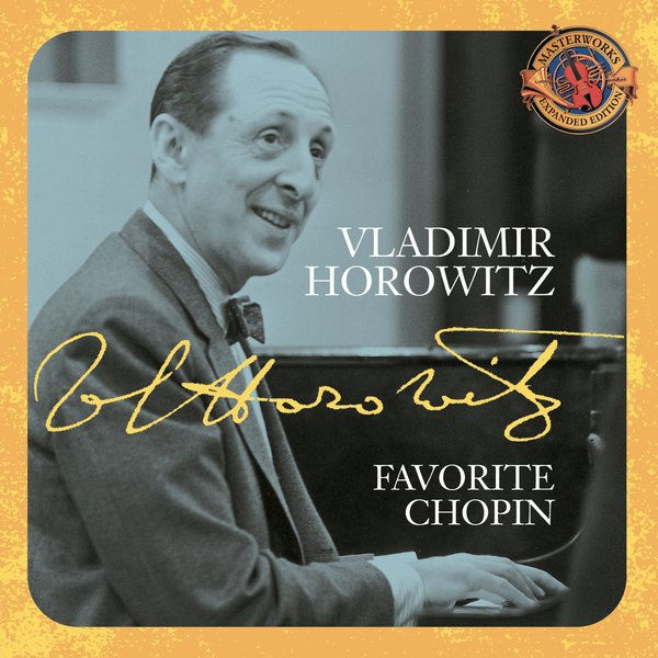 【EAC】Horowitz Favorite Chopin [Expanded Edition]