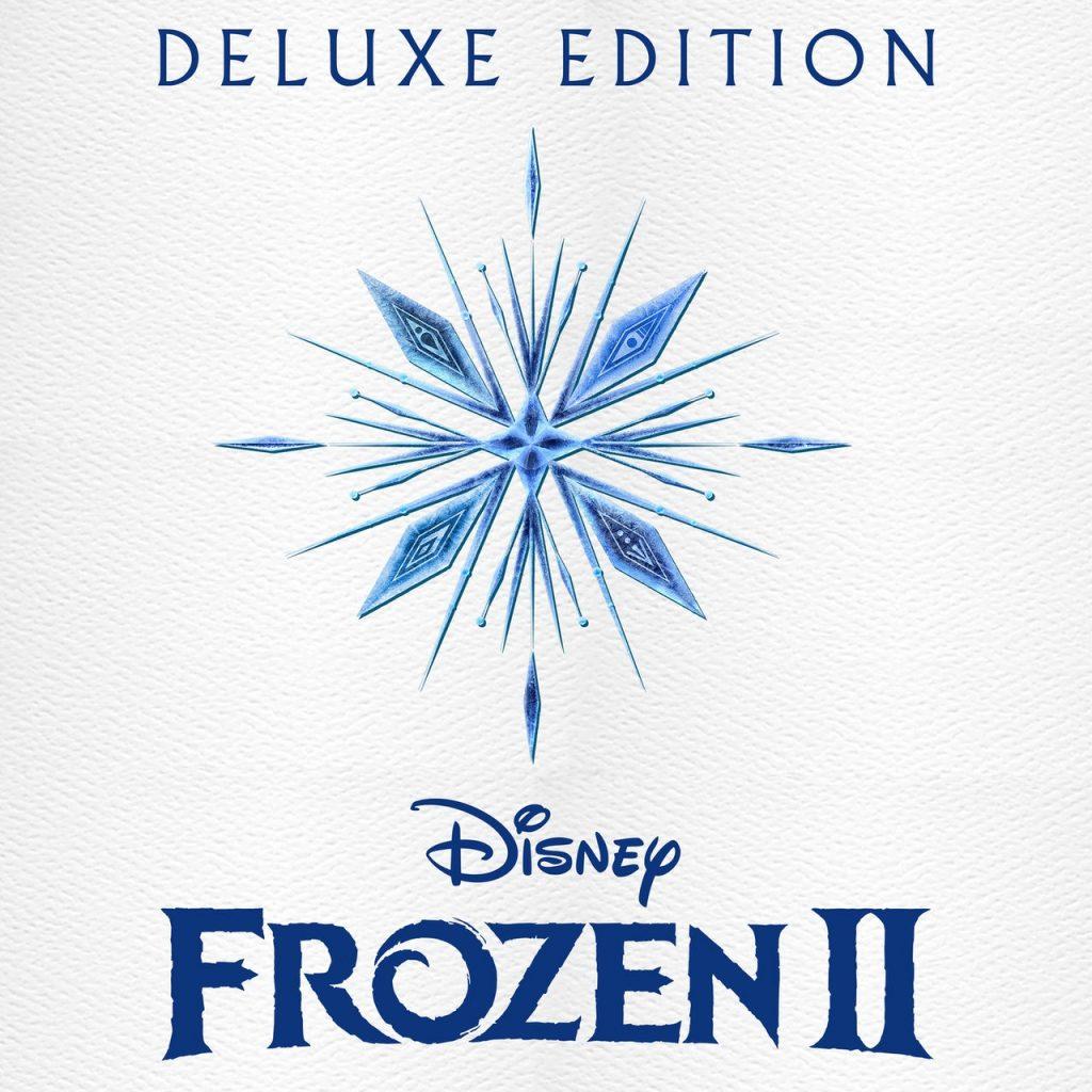 冰雪奇缘2原声碟 Frozen 2 (Original Motion Picture Soundtrack-Deluxe Edition)