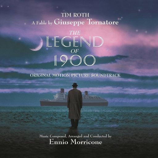 《海上钢琴师 (The Legend Of 1900)》电影原声带