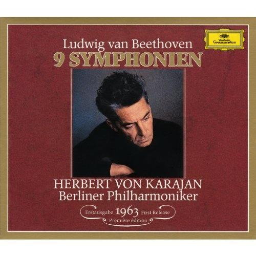 卡拉扬1663年版贝多芬交响曲全集