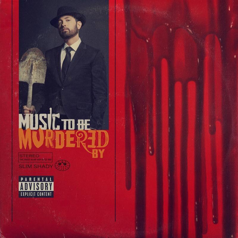 44.1khz 24bit Eminem – Music To Be Murdered By