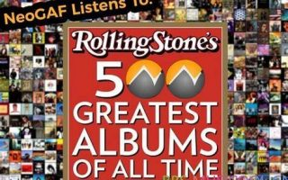 Rolling Stone 500 Greatest Songs