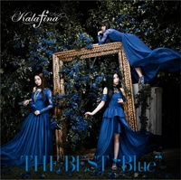 "Kalafina | THE BEST ""Blue""