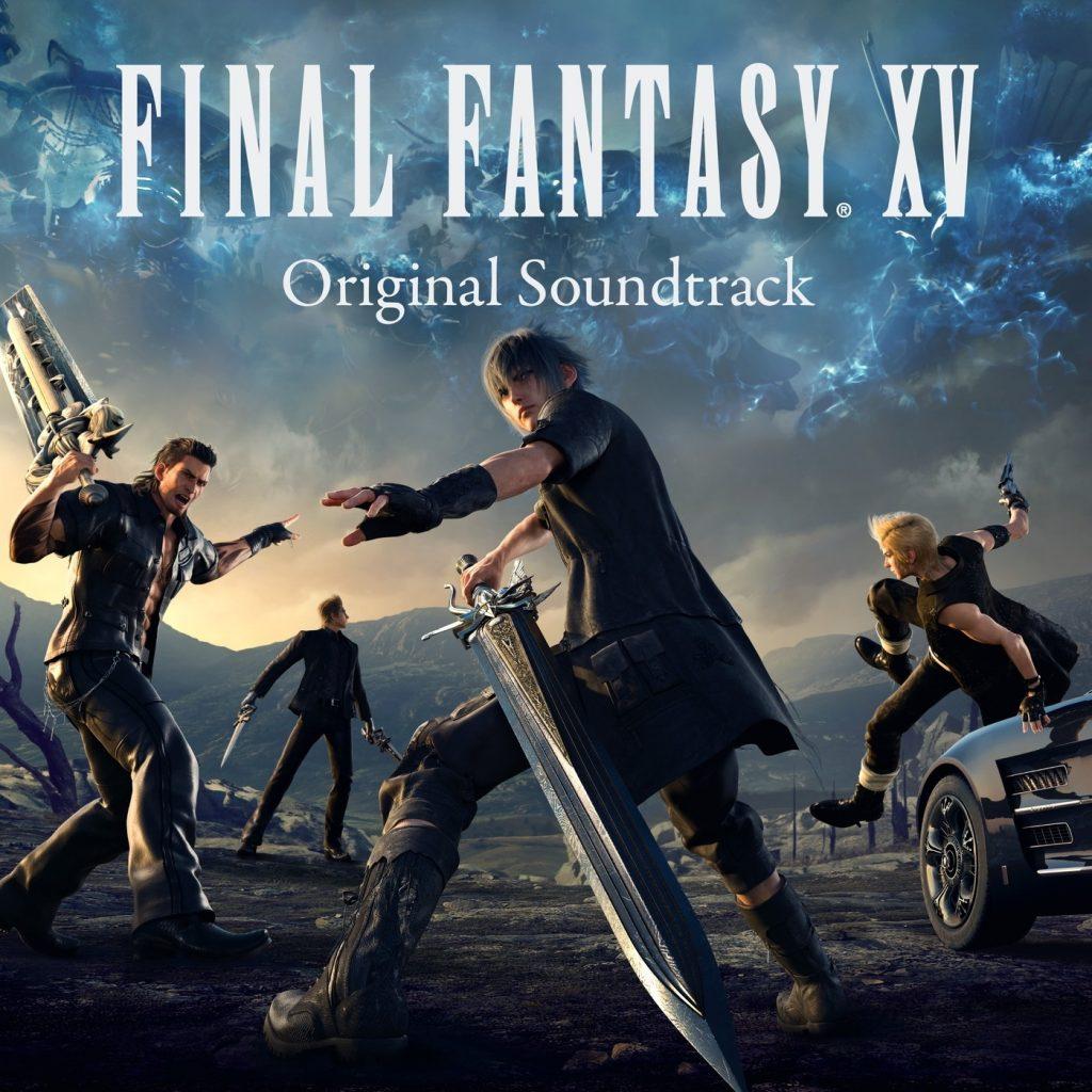 [HI-RES][FINAL FANTASY XV Original Soundtrack][24Bit/96KHz]